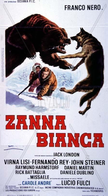 White Fang filmen