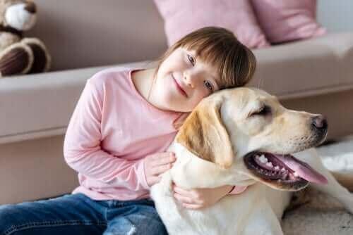 Findes der Downs syndrom hos hunde?