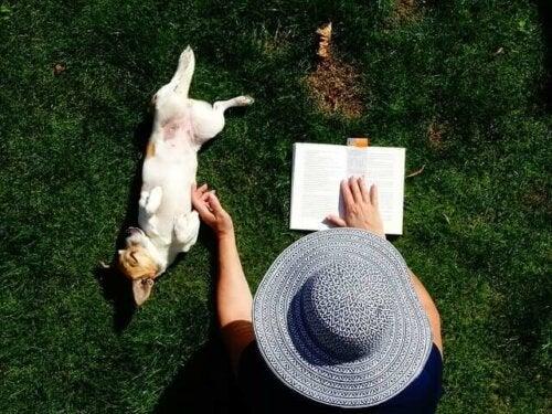 Mennesket opdagede hunden - sådan gik det til!