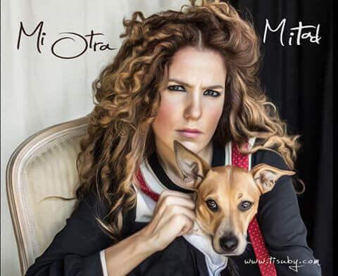 Min bedre halvdel (Mi Otra Mitad) er titlen på en sang, skrevet og fremført af den venezuelanske sanger, Tisuby
