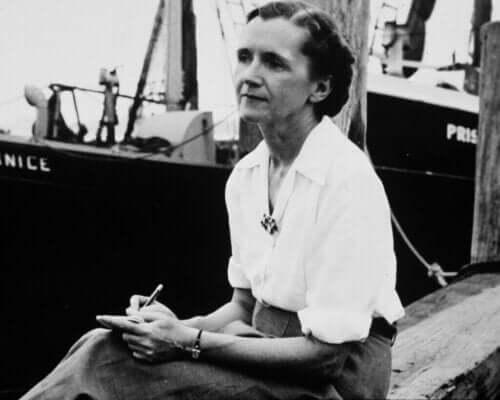 Kuka oli Rachel Carson?