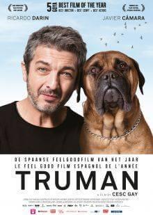 L'affiche du film Truman