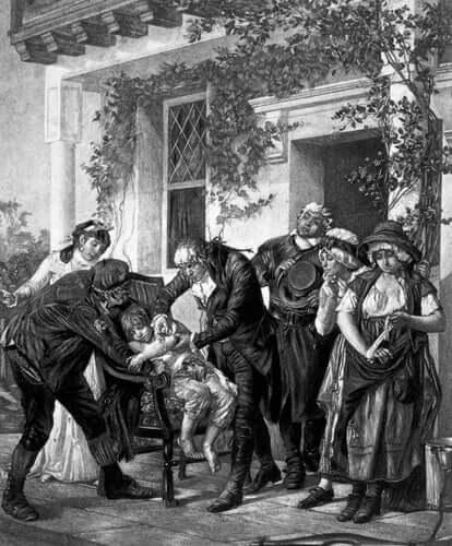 Edward Jenner et la zoanthropie