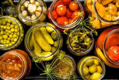 Les chiens peuvent-ils manger des légumes au vinaigre ?