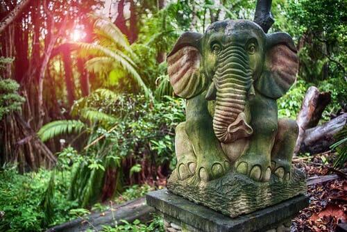 Certaines civilisations vouent un culte aux éléphants