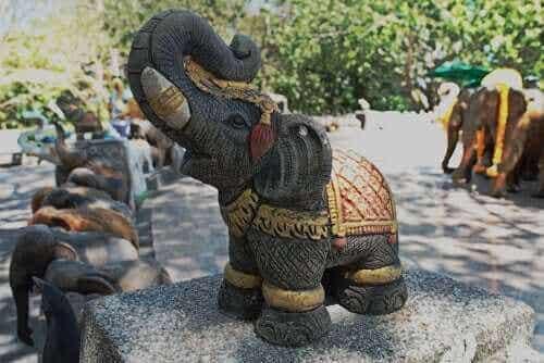 Elefanters rolle i sivilisasjonens historie