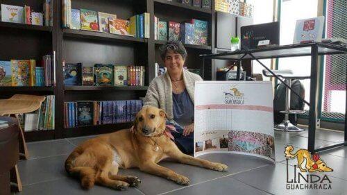 Dette er historien om en bok skrevet av en hund