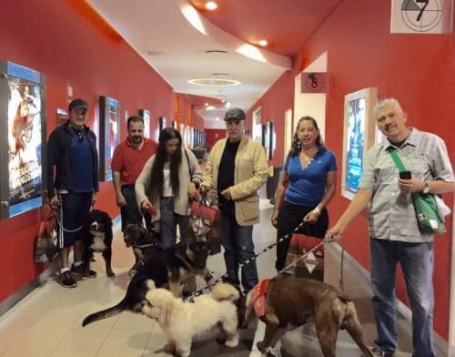 Fantasía Canina, Spanias første hundekonsert noensinne