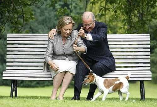 Møt hundene til de europeiske kongefamiliene