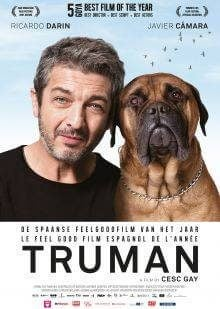 De film met als ster Truman