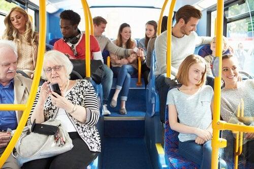 Honden in het openbaar vervoer