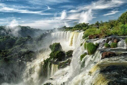 Zeven natuurlijke wereldwonderen en hun schoonheid