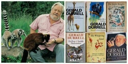 Gerald Durrell - Toegewijd aan de natuur