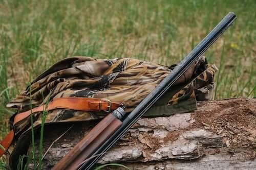 broń myśliwska polowanie