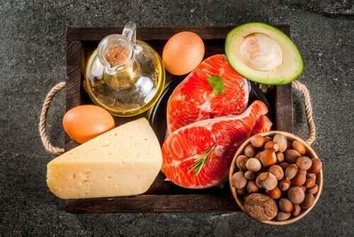 produkty z omega 6