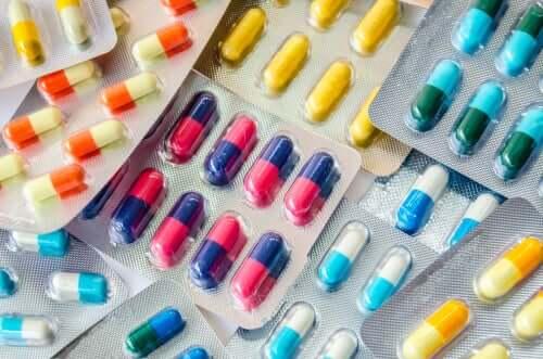 antybiotyki i odpornosc na nie
