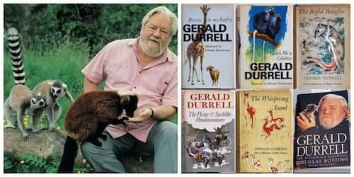 Gerald Durrell: pisarz oddany naturze