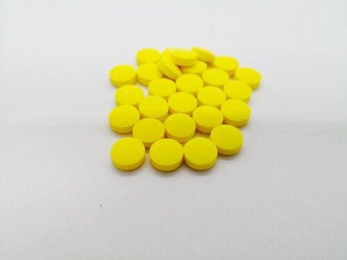Tabletki metronidazol