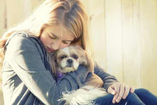 Husdjur är det bästa botemedlet mot depression