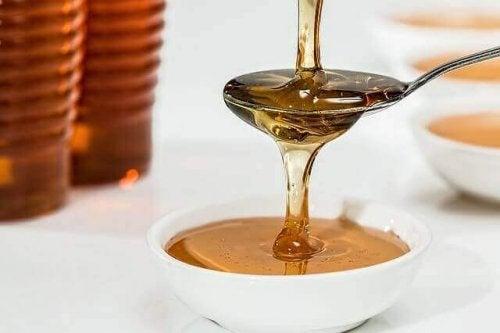 Produkter från bin för hundens hälsa: naturliga kosttillskott