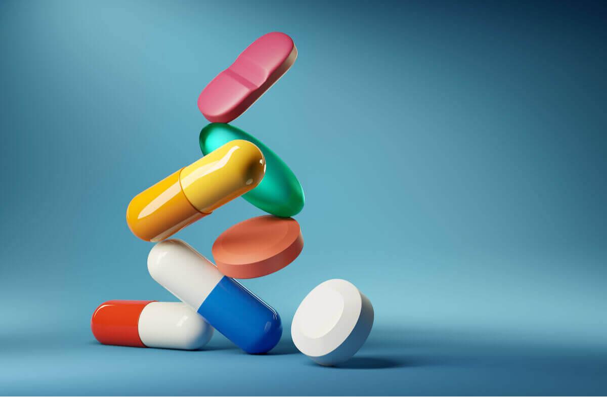 Läkemedel för reproduktiva sjukdomar hos hanhundar