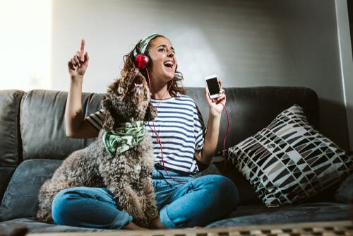 Going Out: Should I Leave the Radio On for My Pet?